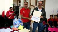 Se capacita personal del DIF Michoacán en materia de Protección Civil