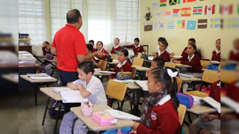 SEE incorporará más escuelas al Programa de Escuelas de Tiempo Completo