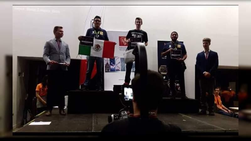 Estudiantes del Tec Ciudad Hidalgo, ganadores en concurso internacional realizado en Polonia