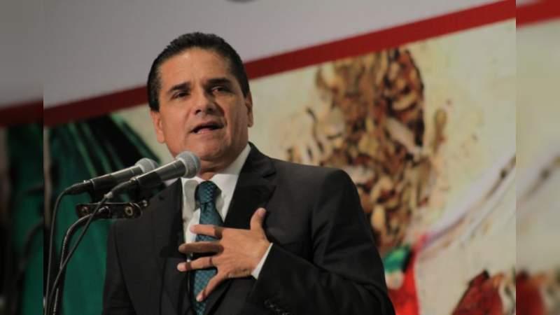 No me interesa Fiscal General a modo: Silvano Aureoles