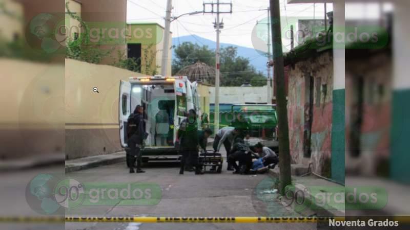 Balean y matan a joven en Acapulco, Guerrero