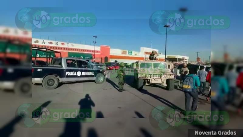 Ataques armados contra la Policía Municipal de Ciudad Juárez; hay dos detenidos