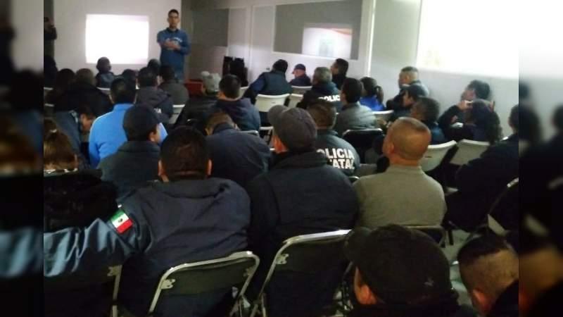 Inician capacitaciones para la atención de integrantes de las poblaciones LGBTTTI en Centros Penitenciarios