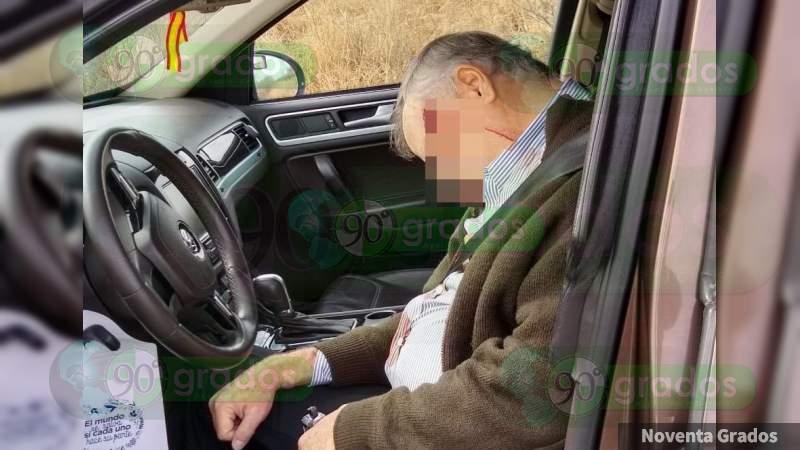 Hallan muerto a directivo de Soriana en Coahuila; se habría suicidado