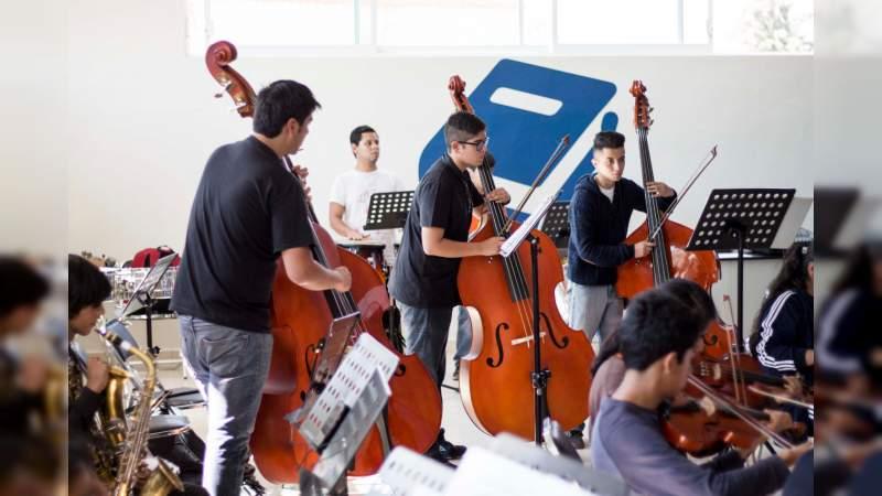 Abren en Querétaro convocatoria para Orquesta, Coro y Banda Sinfónica