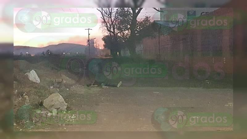 Sicarios en moto asesinan a un hombre en Zamora, Michoacán