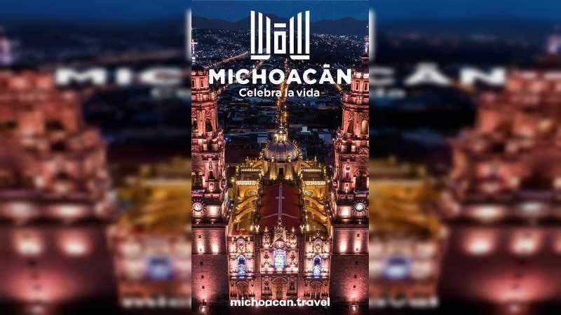 Michoacán mostrará su potencial turístico en la FITUR España 2019