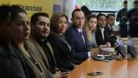 Avala el PRD postura de la Comisión Nacional de Derechos Humanos, en caso de Hidalgo