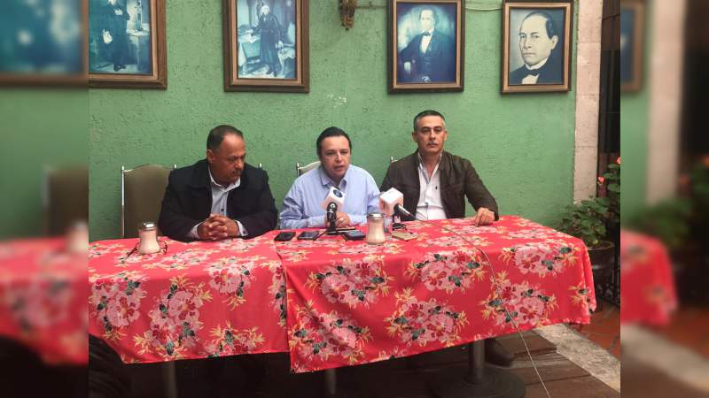Desmienten que Vladimiro Conejo sea integrante del Instituto de Formación Política de Morena en Michoacán