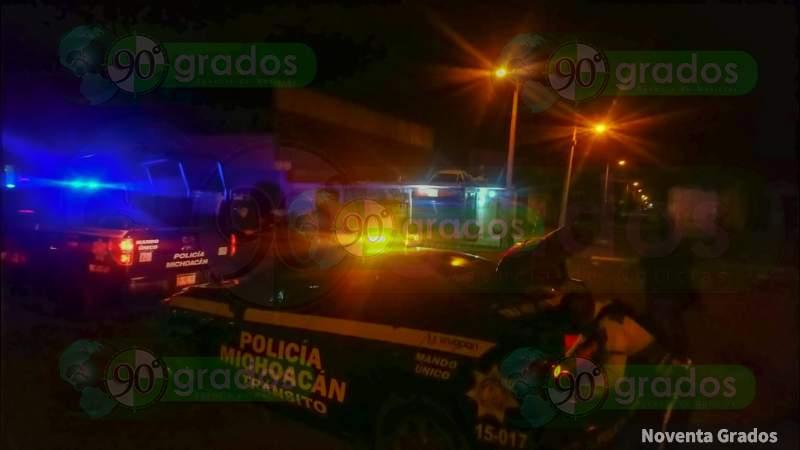 Asesinan a una mujer en Uruapan, Michoacán