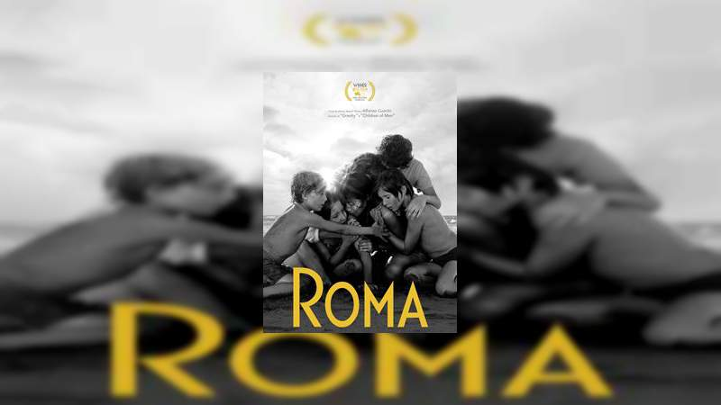 Roma hace historia, es nominada a 10 premios Oscar