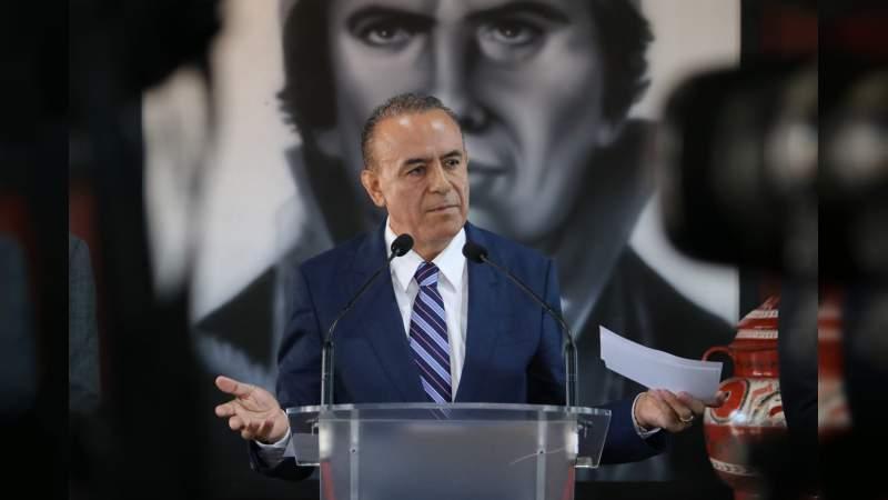 Gobierno federal dice no a la nómina magisterial de Michoacán: Pascual Sigala