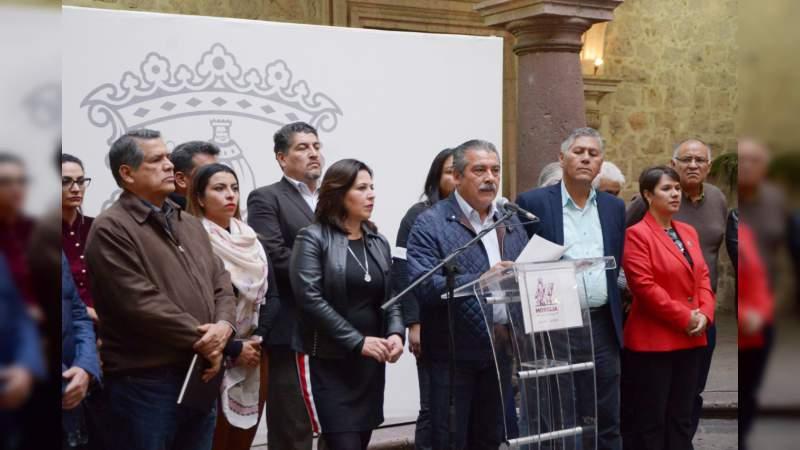 Extorsionadores se hacen pasar por funcionarios del Ayuntamiento de Morelia para robar información de ciudadanos