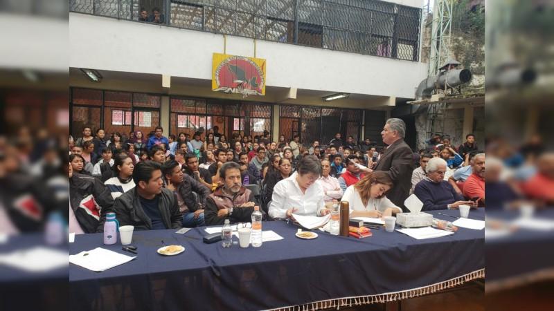 Michoacán listo para la XX Espartaqueda Cultural Nacional