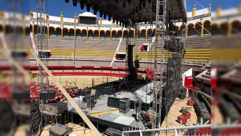La Arrolladora Banda el Limón llega este domingo a Morelia
