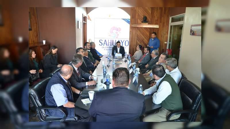 Proponen donar terreno en Sahuayo para concentrar servicios de justicia