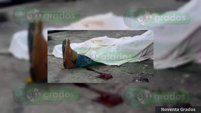 Ejecutan a tiros a una persona en Acapulco, Guerrero