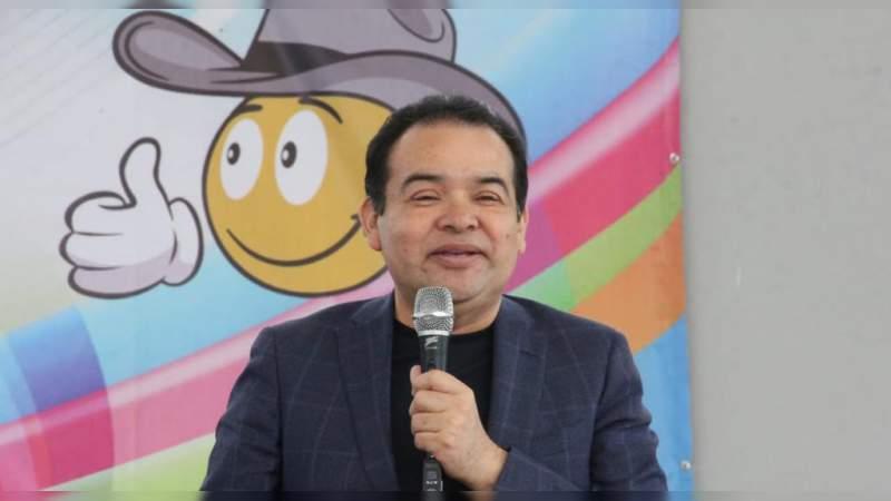 Tony Martínez invita al primer Festival Nacional de Parapente en el municipio de Hidalgo