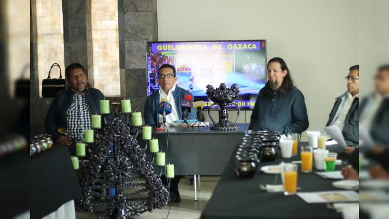 Del 1 al 18 de febrero en la Plaza Escala, el I Encuentro Nacional de Artesanos Morelia