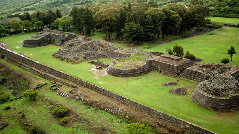Esplendor arqueológico en Michoacán