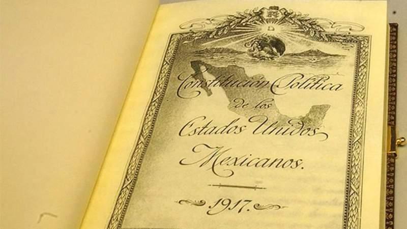 Hoy se celebra el Día de la Constitución en México