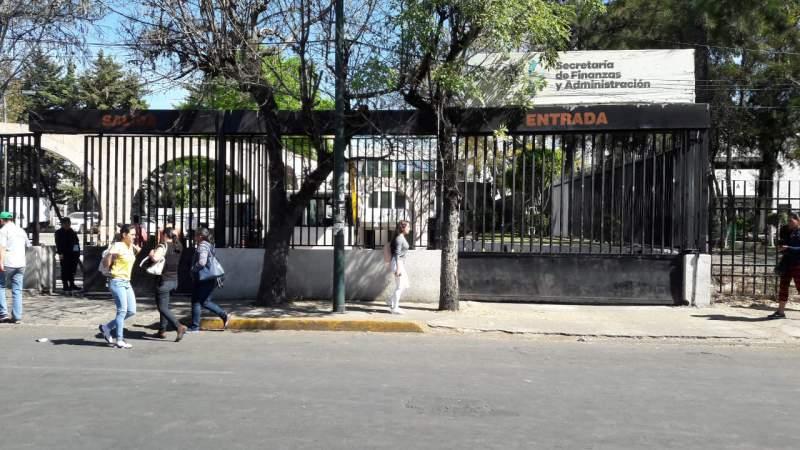 Se libera la vialidad en la avenida Ventura Puente