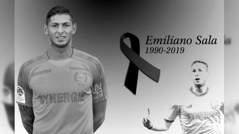 Confirman la muerte del futbolista Emiliano Sala