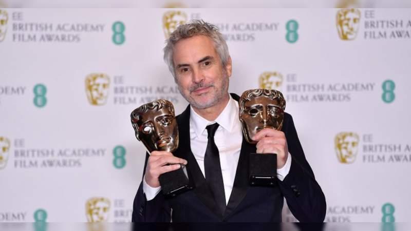 Roma triunfa dentro de los premios BAFTA
