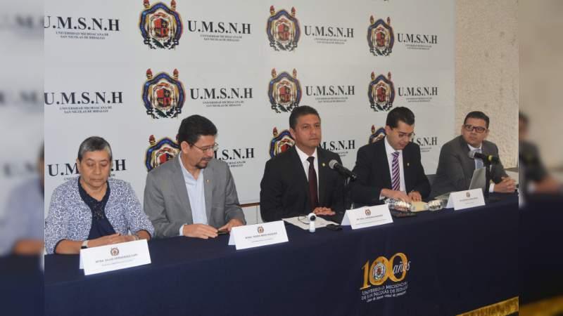 Universidad Michoacana anuncia plan de austeridad y transparencia del gasto