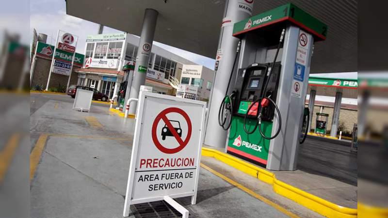 Reportan escasez de gasolinas Magna y Premium en Michoacán, Jalisco, Morelos y San Luis Potosí