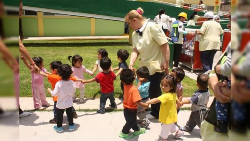 IMSS tiene 40 mil espacios para niños que dejen las estancias infantiles