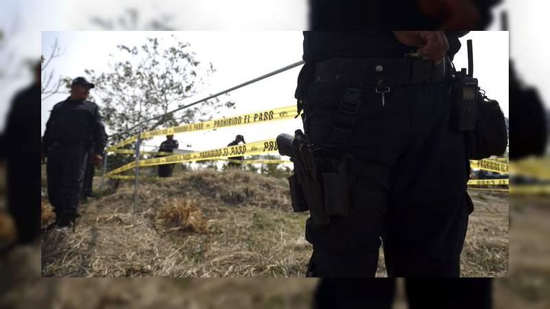 Tras hallazgo de 69 cadáveres en fosas clandestinas, Gobierno federal manda equipo a Colima