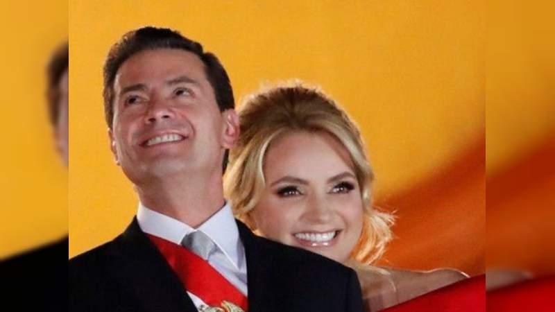 Angélica Rivera fue ofrecida a Peña Nieto en un catálogo de Televisa