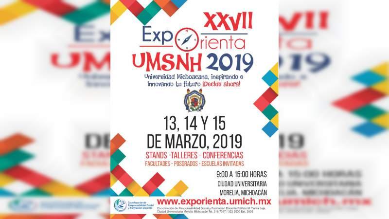 Realizarán XXVII edición de la Exporienta en la Casa de Hidalgo