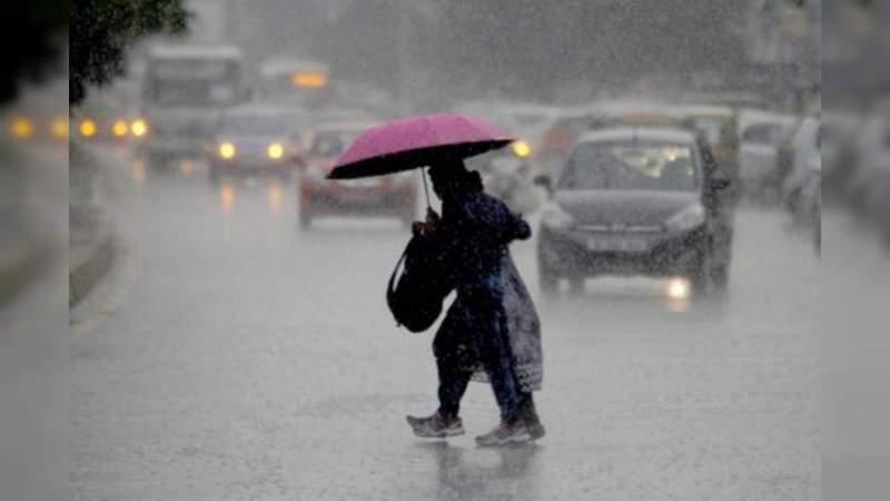 Declaran alerta por intensas lluvias en Ensenada, Baja California