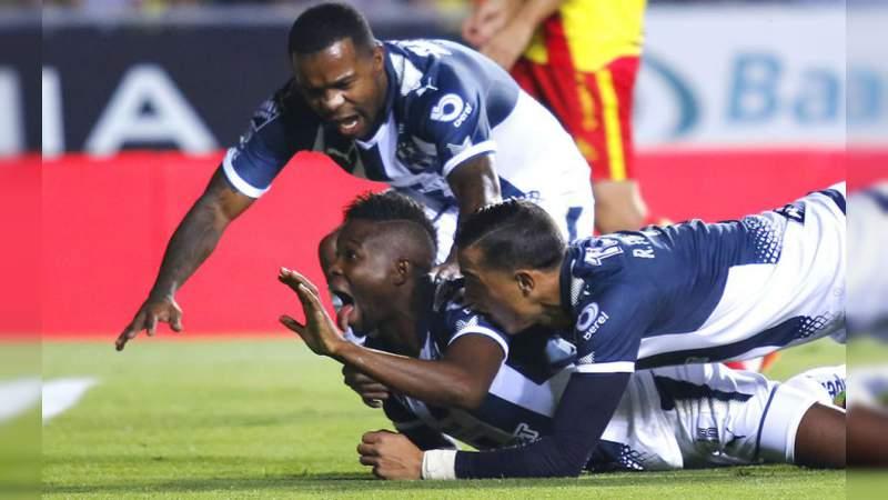Monterrey no pierde en el Estadio Morelos desde hace 5 años