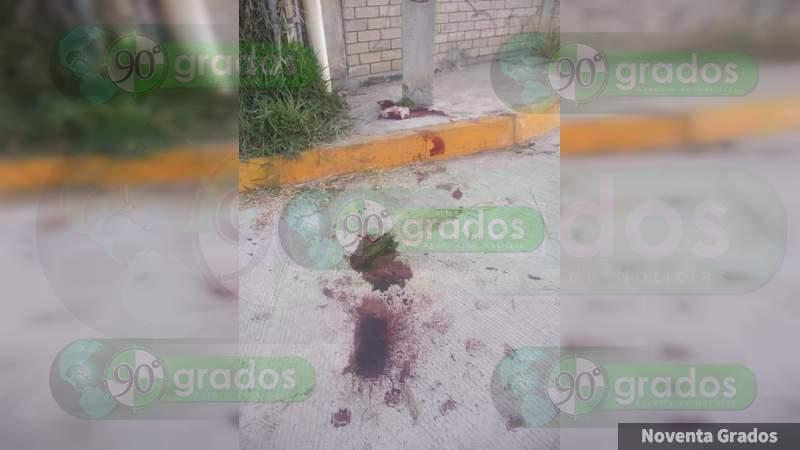 Sin vida, desnudo y golpeado, dejan cuerpo en Oaxaca
