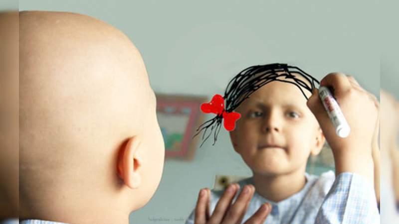 La leucemia representa el 50 por ciento de los casos de cáncer infantil en México