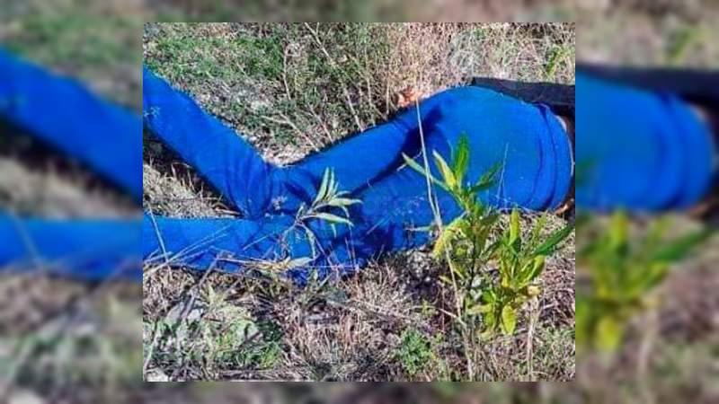 Encuentran el cadáver de una mujer en Abasolo, Guanajuato