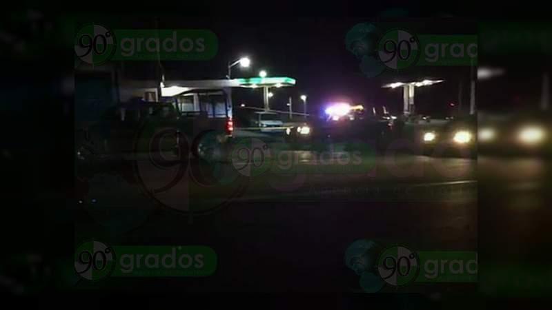 Asesinan a dos hombres en Salvatierra, Guanajuato