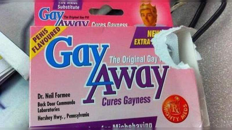"""Buscan prohibir terapias para """"curar"""" la homosexualidad en México"""