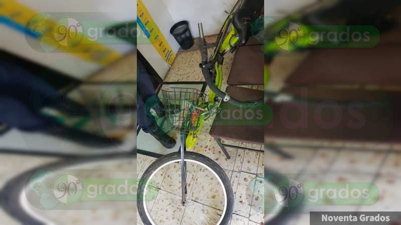 Muere atropellado un ciclista en La Piedad, Michoacán