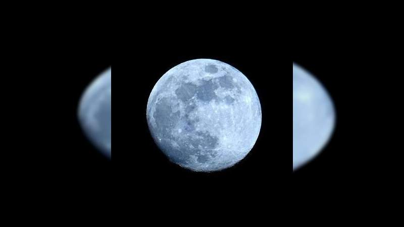Este martes se podrá observar la 'Superluna de nieve'