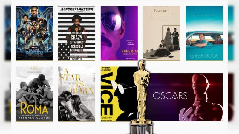 ¿Dónde y a qué hora podrás ver de los Premios Oscar?