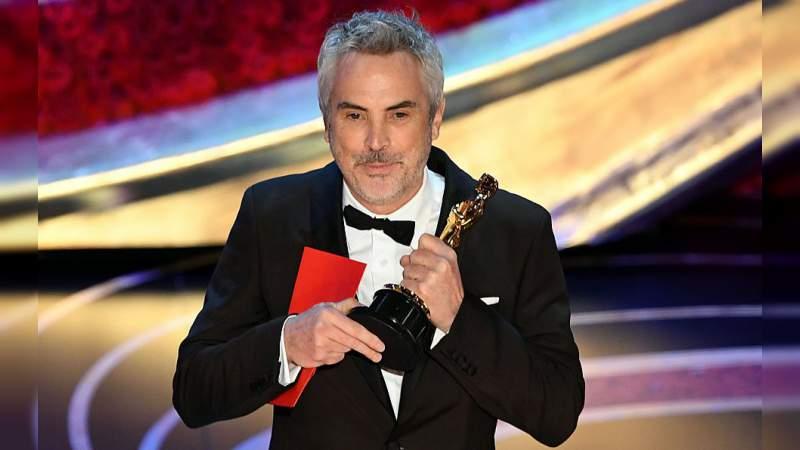 Roma y Alfonso Cuarón triunfan en los Premios Oscar