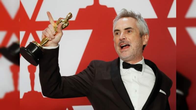 Este premio pertenece a México: Alfonso Cuarón