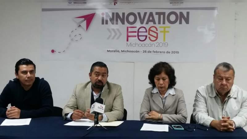 Innovation Fest: ventana a la Ciencia, Tecnología e Innovación: José Luis Montañez