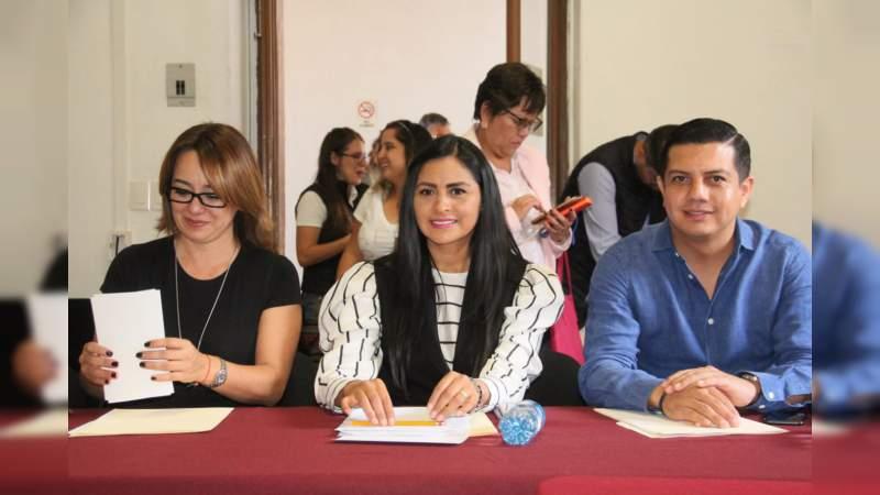 Pactan impulso al sector turístico en Michoacán, entre Congreso y Sectur:Araceli Saucedo