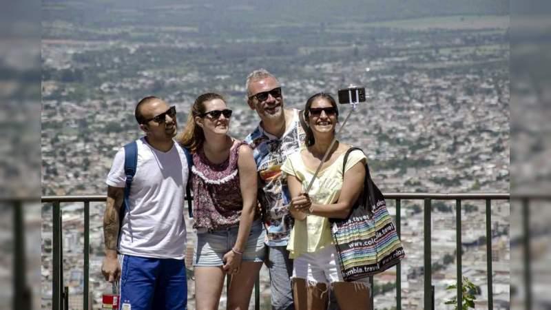 Confía titular de Sectur que se recuperará la afluencia turística en lo que resta del año en Michoacán