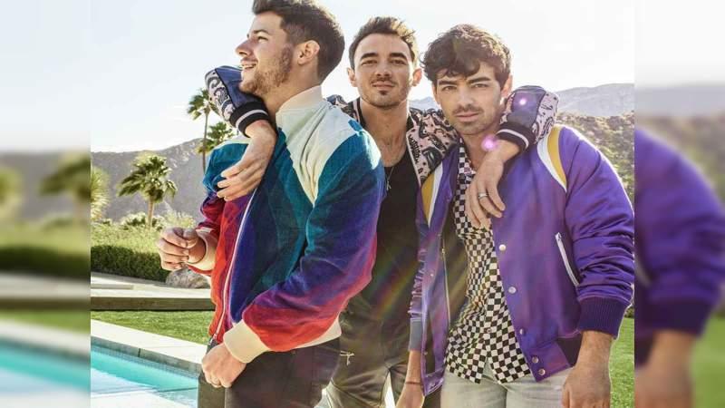 Los Jonas Brothers regresan con el tema Sucker